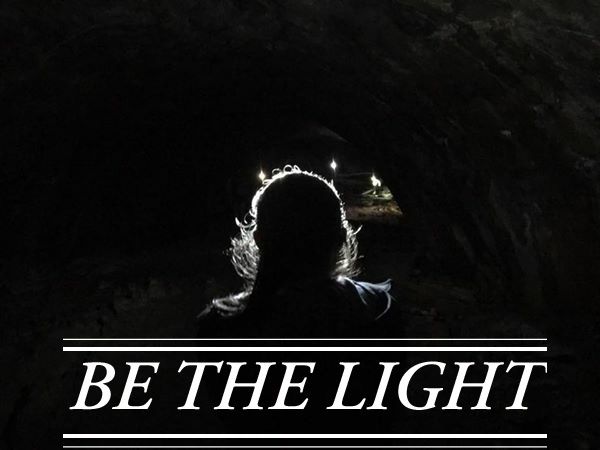 Be The Light - Lava Tubes Flagstaff, AZ