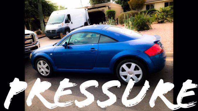 Selling my 2000 Audi TT Life Pressure