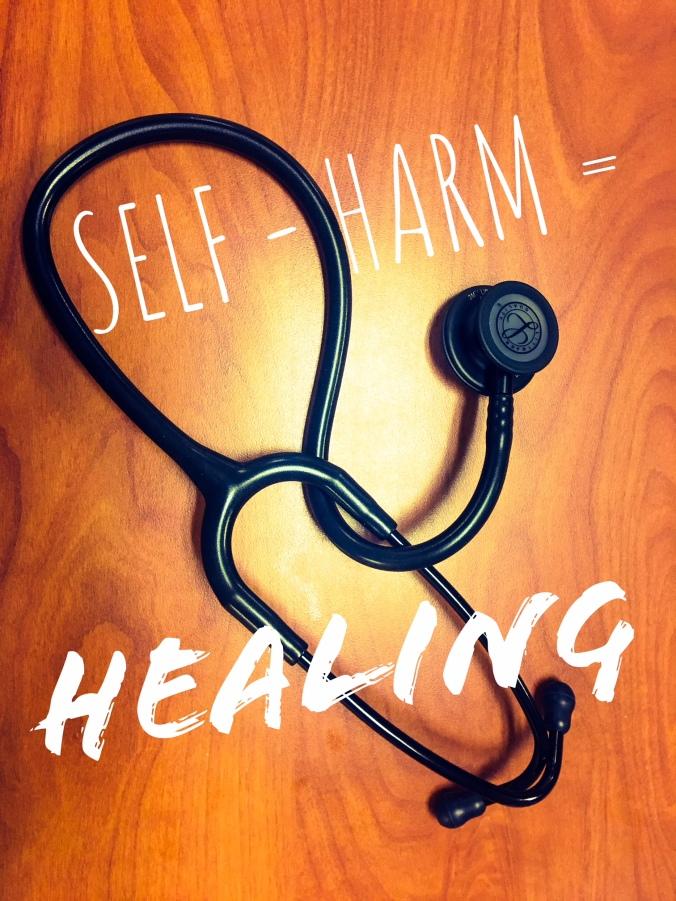 Self-Harm=Healing